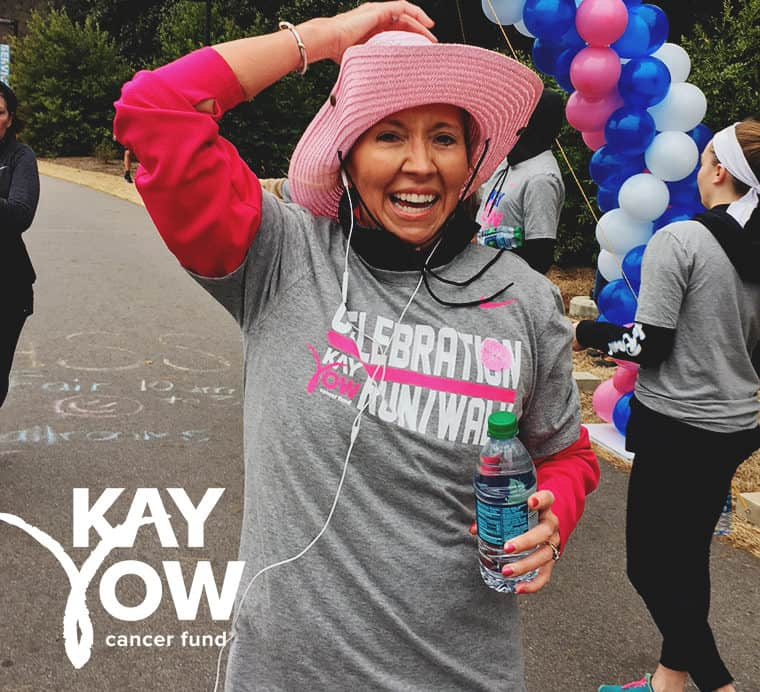 Empowering Our Team    - Kay Yow Cancer Fund