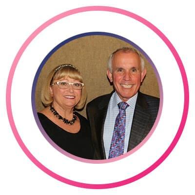 John and Sue Gibbs