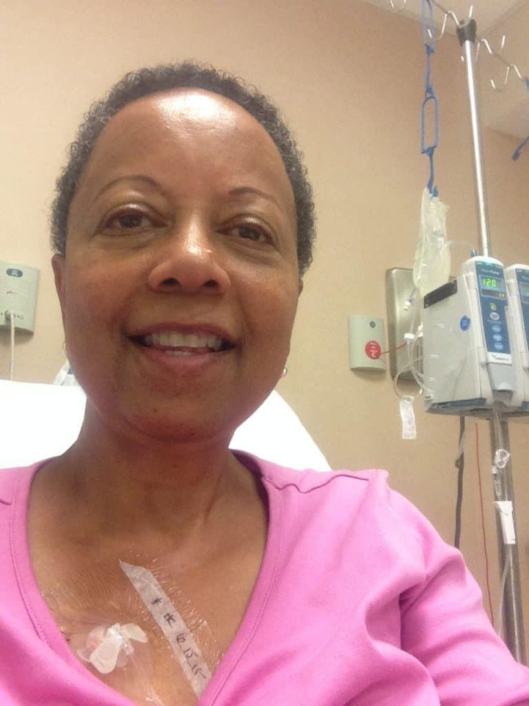 Charlene Curtis Cancer Warrior